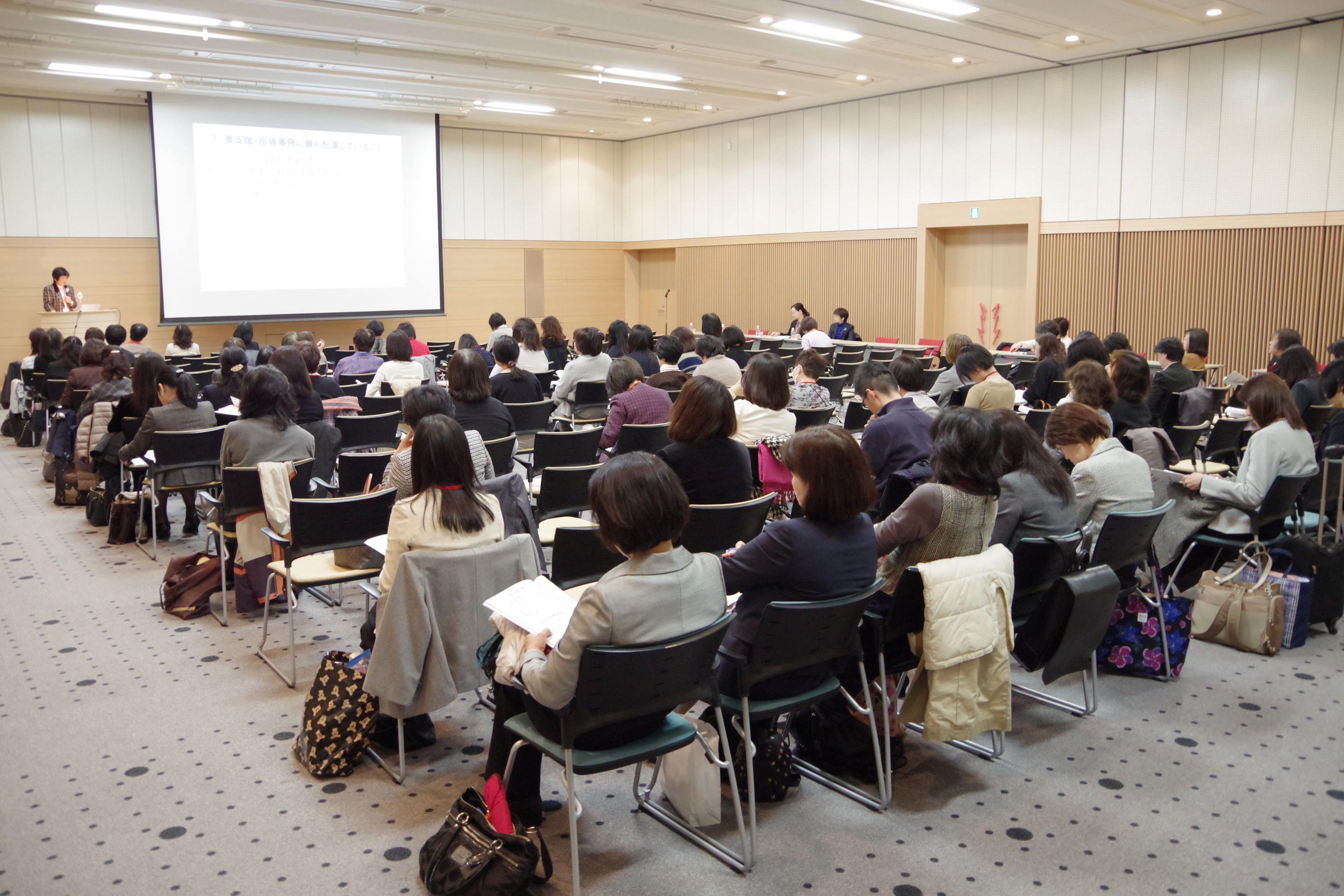 【取材】多職種連携でも必要な「保健師の技術の可視化」を考える【平成30年度 日本保健師連絡協議会】