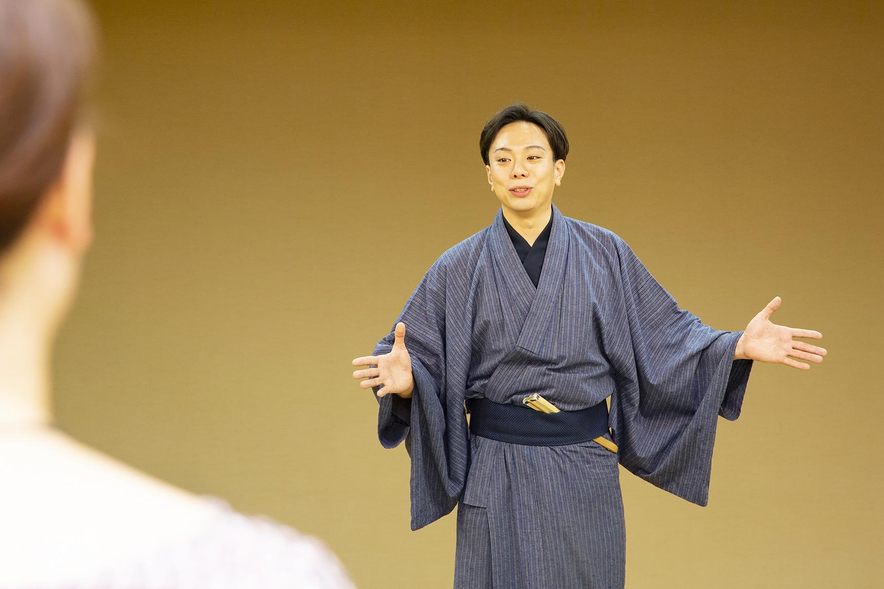 気分が前向きになる和のエクササイズ「歌舞伎体操」で正しい姿勢を見直そう!(2)