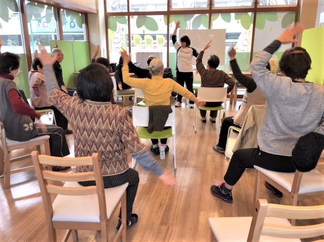 No.7 高齢者の新たな居場所づくりへの支援