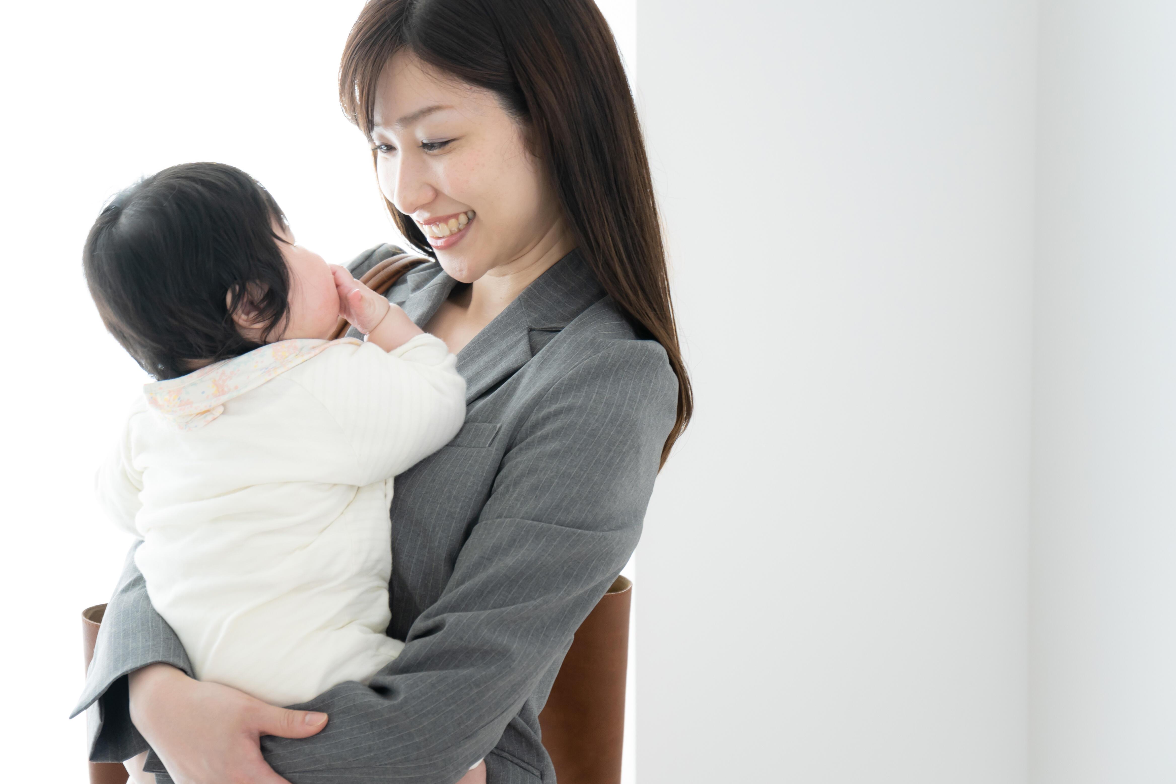 No.6 働く母が心身共に健康で働き続けるためへの提言